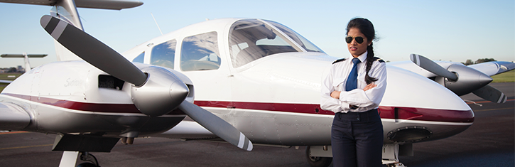 Aviation and Flight Training - Community College of